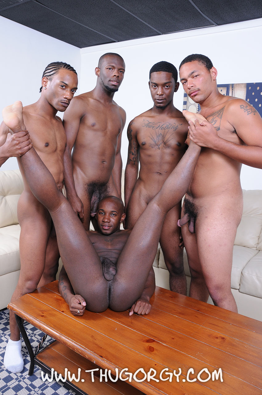 Thug-Orgy-Kash-Angel-Mr-Magic-Intrigue-Ramon-Steel-Gay-Black-Guys-Fucking-Amateur-Gay-Porn-01 Amateur Big Black Cock Orgy Ends With A Cum Facial