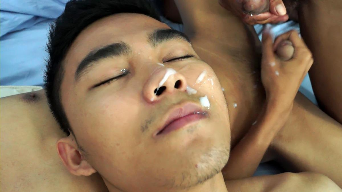 Gay-Asian-Twinkz-Threeway-Bareback-Big-Asian-Cock-Sex-Amateur-Gay-Porn-70 Gay Asian Twink Roomates Seduce and Bareback Their Straight Friend