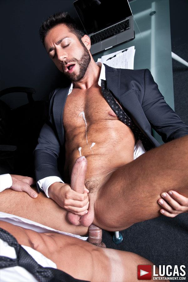 Lucas-Entertainment-Adriano-Carrasco-and-Valentino-Medici-Huge-Uncut-Cocks-Men-In-Suits-Fucking-Amateur-Gay-Porn-07 Hunks In Business Suits With Big Uncut Cocks Fucking Hard
