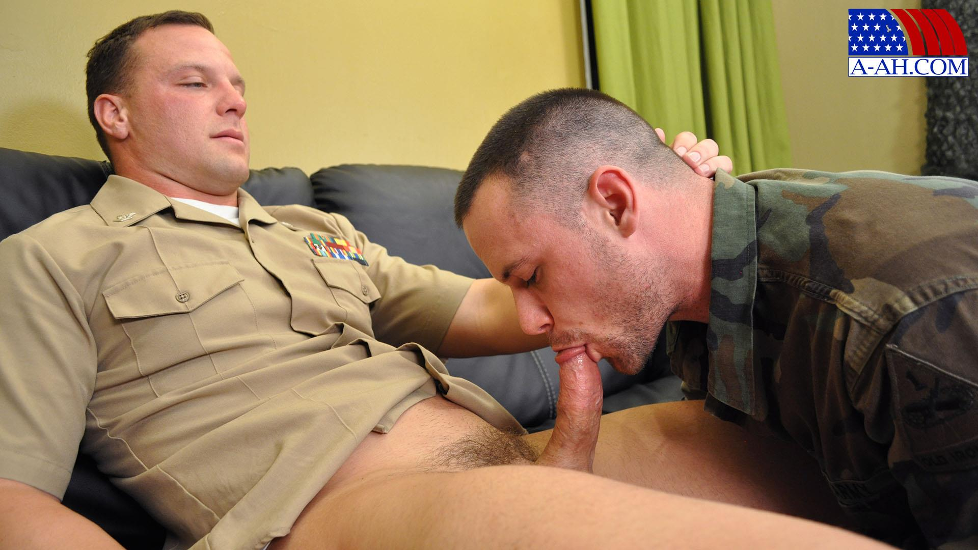 All-American-Heroes-NAVY-CORPSMAN-LOGAN-FUCKS-SERGEANT-MILES-Military-Guys-Fucking-Bareback-Amateur-Gay-Porn-04 Real US Navy Corpsman Barebacking A US Army Sergeant