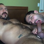 Dudes-Raw-Alessio-Romero-and-Nick-Cross-Hairy-Latino-Muscle-Daddy-Barebacking-Amateur-Gay-Porn-02-150x150 Hairy Muscle Daddy Alessio Romero Barebacking Nick Cross