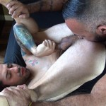Dudes-Raw-Alessio-Romero-and-Nick-Cross-Hairy-Latino-Muscle-Daddy-Barebacking-Amateur-Gay-Porn-07-150x150 Hairy Muscle Daddy Alessio Romero Barebacking Nick Cross