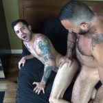 Dudes-Raw-Alessio-Romero-and-Nick-Cross-Hairy-Latino-Muscle-Daddy-Barebacking-Amateur-Gay-Porn-20-150x150 Hairy Muscle Daddy Alessio Romero Barebacking Nick Cross