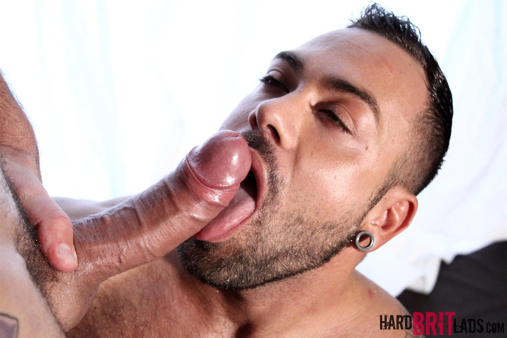 Hard Brit Lads Sergi Rodriguez and Letterio Amadeo Big Uncut Cock Fucking Amateur Gay Porn 06 Hairy British Muscle Hunks Fucking With Their Big Uncut Cocks