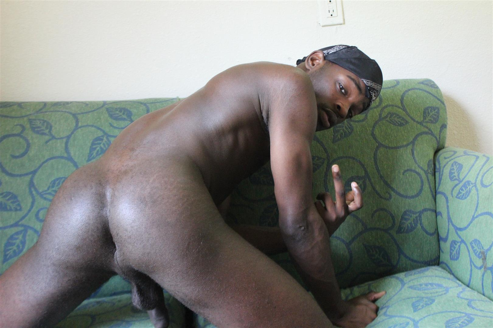 Traphouse Boys Brown and Carlos Big Black Cock Bareback Amateur Gay Porn 04 DL Thugs Barebacking With Their Big Uncut Black Dicks