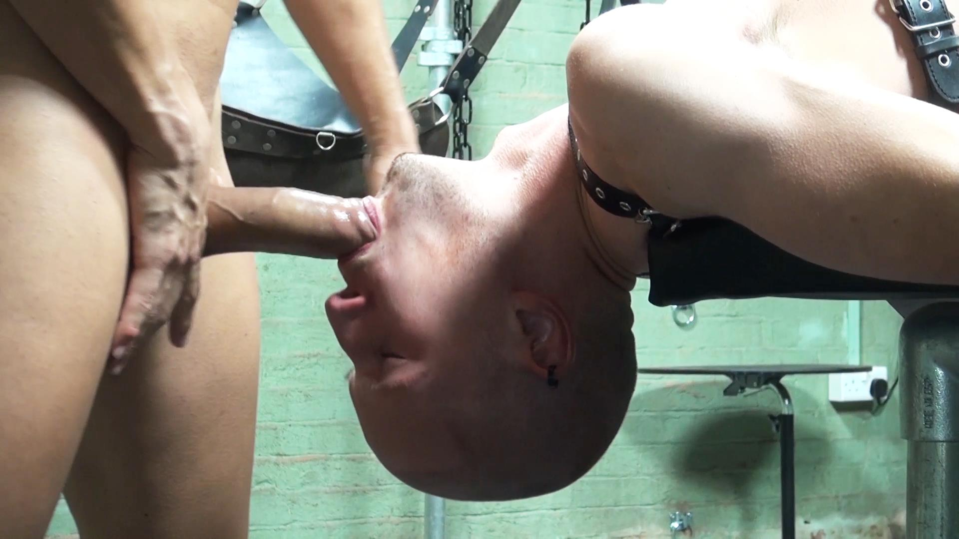 Dark Alley XT Anakonda and Jason Domino Bareback Big Uncut Cock Amateur Gay Porn 3 Breeding A Slave Hole With A Big Uncut Cock At The Bathhouse