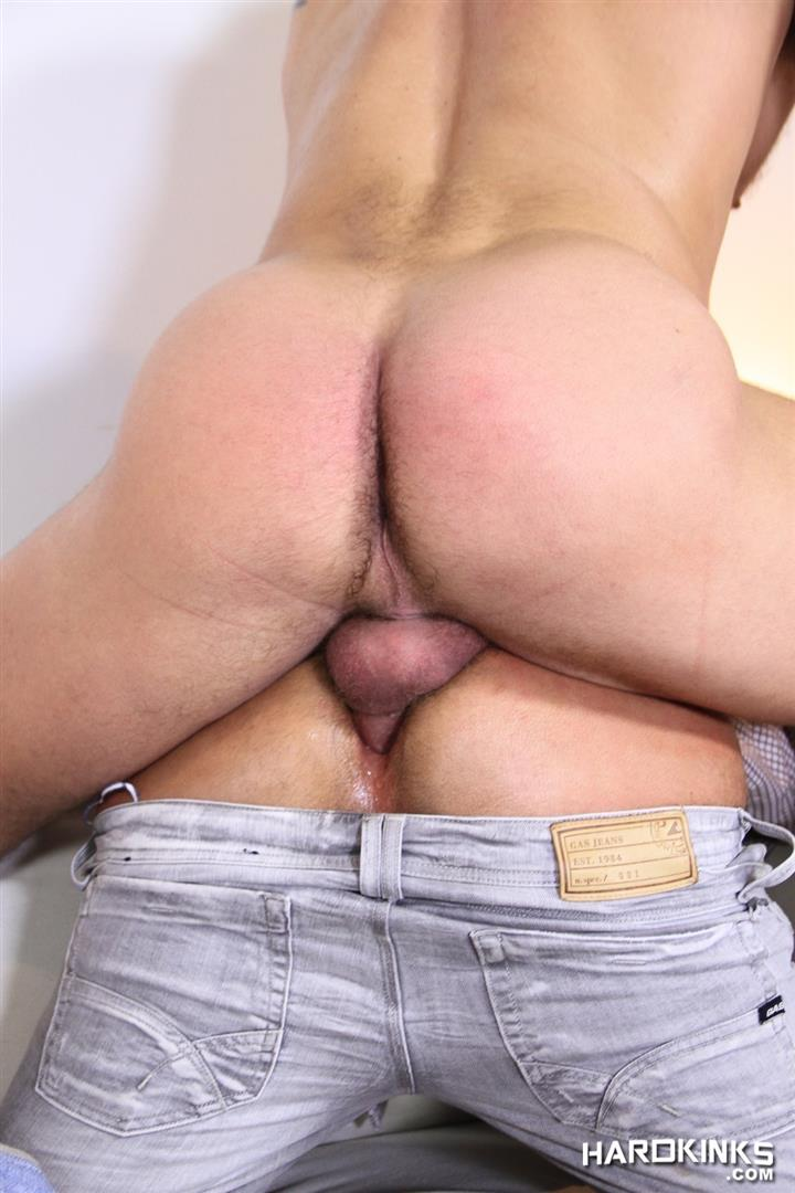 Hardkinks-Jessy-Ares-and-Martin-Mazza-Hairy-Alpha-Male-Amateur-Gay-Porn-38 Hairy Muscle Alpha Male Dominates His Coworker