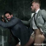 Men-At-Play-Matthew-Anders-and-Dani-Robles-Men-In-Suits-With-Big-Cocks-Fucking-Amateur-Gay-Porn-22-150x150 Looking For Cock and A Fuck In the Men's Restroom