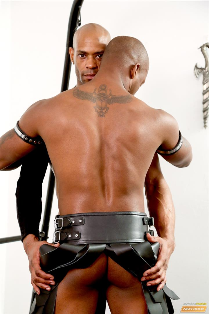 Marlone-Starr-and-Osiris-Blade-Next-Door-Ebony-Big-Black-Cocks-Fucking-Amateur-Gay-Porn-08 Osiris Blade Takes Marlone Starr's Massive Horse Cock Up The Ass