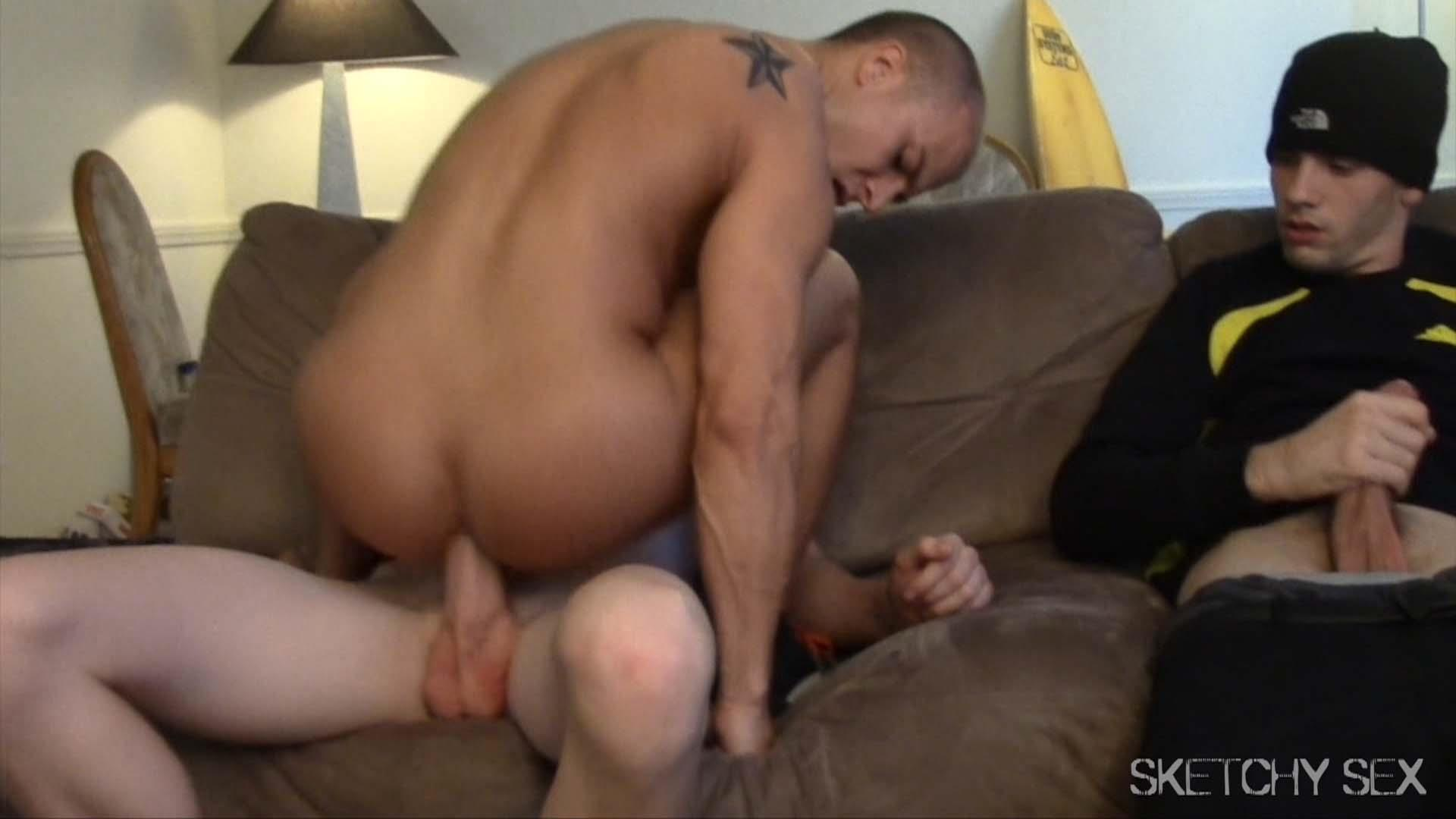 Sketchy-Sex-Download-Free-Bareback-Group-Sex-Video-Amateur-Gay-Porn-16 Cum Slut Muscle Jock Takes Anonymous Raw Loads