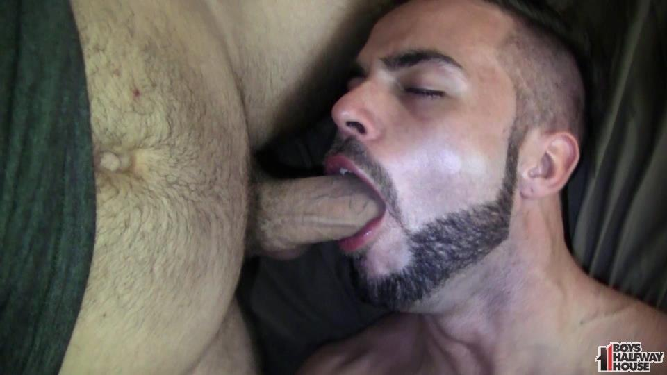 Boys-Halfway-House-Ash-McCoy-Straight-Boy-Takes-2-Cocks-Raw-24 Delinquent Straight Boy Forced To Take Two Raw Cocks Up The Ass