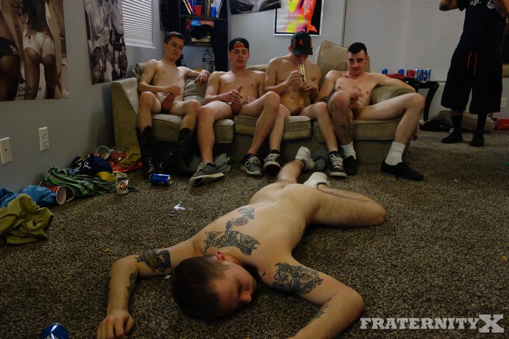 Fraternity-X-Naked-Frat-Guys-Bareback-Sex-Gangbang-45 Fraternity Boys Getting Stoned And A Bareback Gangbang
