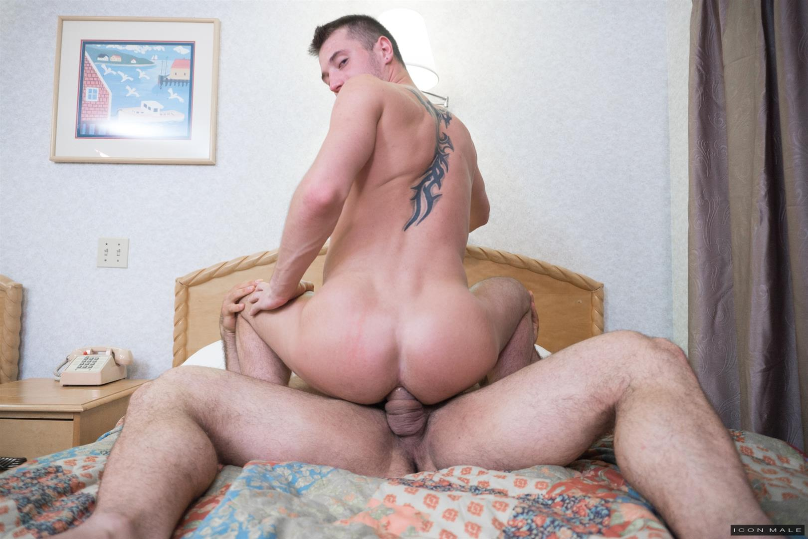 Icon-Male-JD-Phoenix-and-Jaxton-Wheeler-Hairy-Muscle-Bear-Fucking-in-Hotel-11 Hairy Muscle Bear Daddy Jaxton Wheeler Fucks Twink JD Phoenix