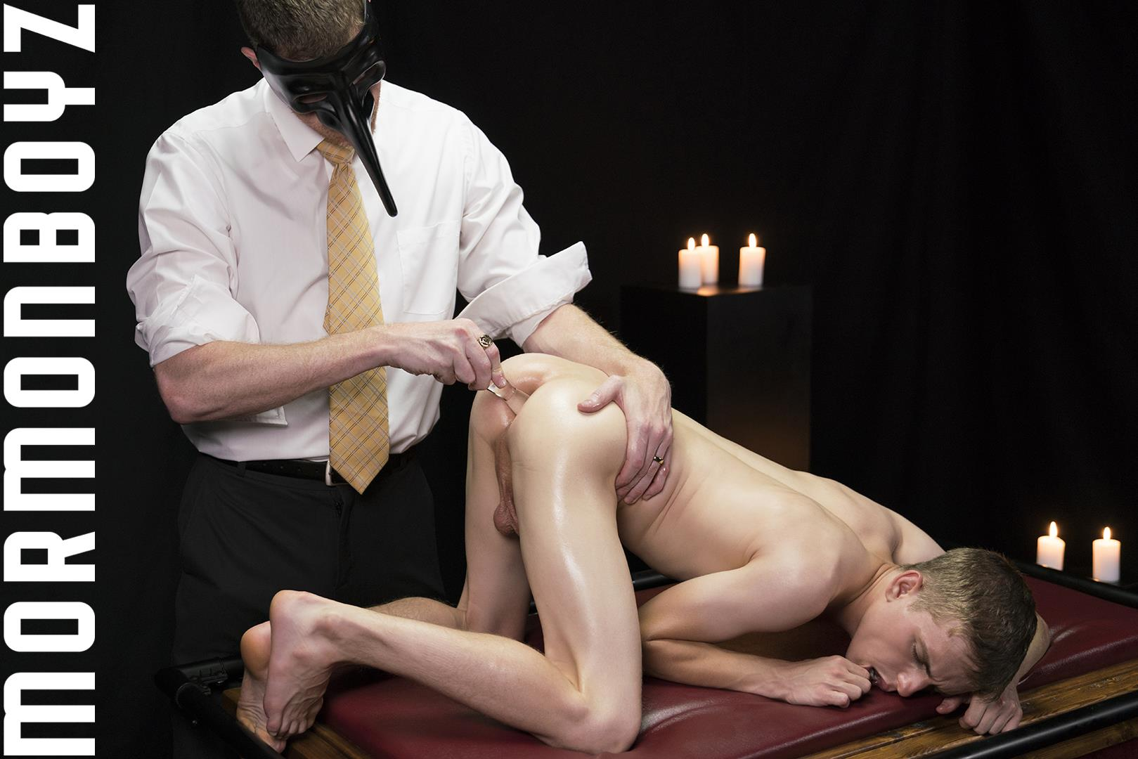Mormon-Boyz-Older-Big-Dick-Daddy-Barebacking-Younger-Twink-Gay-Sex-Video-15 Mormon Missionary Twink Takes A Thick Daddy Cock Up The Ass Raw